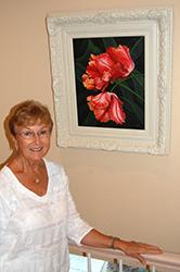 Artist Pam Hannah