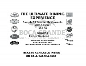 ULTIMATE DINING POSTER