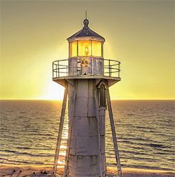 Climb the historic Gasparilla Island Lighthouse Mondays and Saturdays