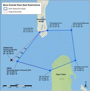 Boca Grande Pass Gear Restriction Area (04-01-2016)