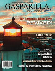 Gasparilla Magazine - May-June 2017