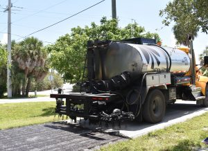 A smooth surface: GICIA bike path resurfacing has begun