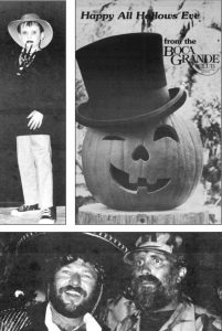 Spooky traditions of Boca Grande