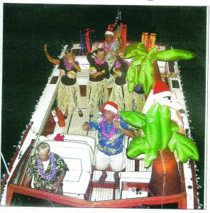 Register now for the Boca Grande Pass Yacht Club Christmas Boat Parade
