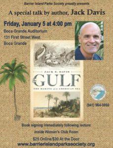 BIPS to host author Jack Davis on January 5
