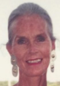 Announcement of the passing of  Lois 'LoLo' Weir