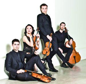 Tesla Quartet to perform 'Provocateurs' program at  Boca Grande Community Center on Sunday, Jan. 14
