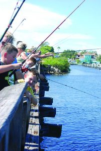Kids' fishing tourney scheduled for April 28