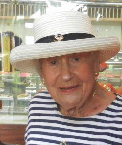 Obituary Virginia 'Jinny' Estelle Garrett Cunning
