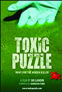 It's a toxic puzzle worth putting together: Find out more on January 18
