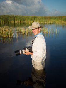 Conservation photographer Mac Stone to speak on April 4