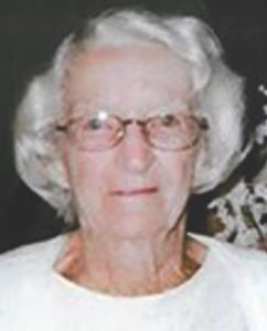 Obituary: Doris L. Daughtrey Hargis