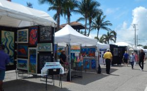 Come for the art, stay for the fishing and fun
