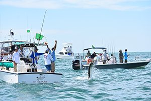 29 boats, two days, 113 tarpon: Blaze takes win in WR2018