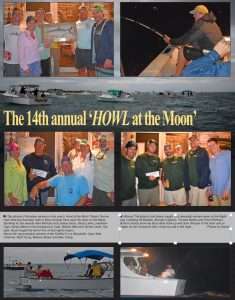 The 14th annual 'HOWL at the Moon' – Waylon, Matt and Dan take top places