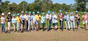 Lemon Bay Conservancy supporters begin wetlands habitat restoration project