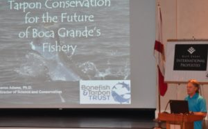 Tarpon Symposium: Islanders discuss fishery's past, present and future