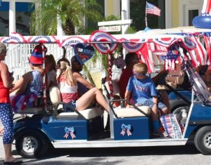 July 4th parade set for 10 a.m.