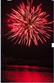 Fireworks rescheduled for Friday at marina