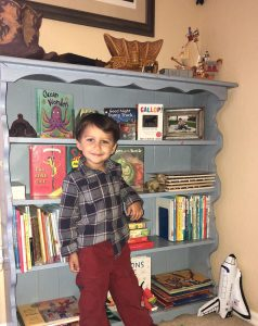 1,000 books before kindergarten: Encourage reading while children are young