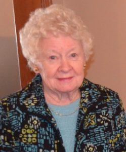 Obituary: Frances Dale Elwood Melvold