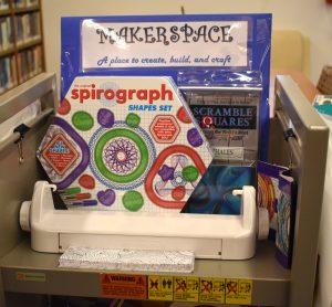 Johann Fust Library offers 'Makerspace' program for kids