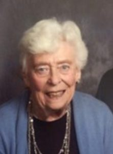 Obituary Joan Carol Van Zoeren