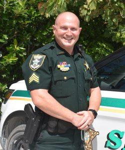 Profile Sgt. Cecil Fitch