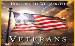 Honoring our veterans: Part 2