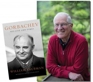 Pulitzer Prize winner William Taubman to speak in November