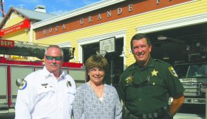 Boca Grande Woman's Club announces $50,000 challenge grant for new public safety dock