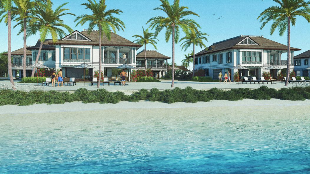 The Cur Beach Club Will Be Remodeled But Remain Essentially Same Inn Adventures Building Which Curly Stands In South End Of