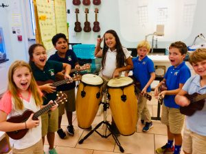 New honors music program at The Island School