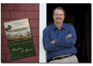 Author Robin Lloyd to speak regarding 'Harbor of Spies'
