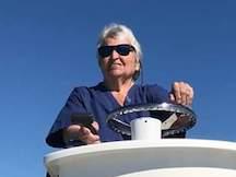 Capt. Marian Schneider publishes novel, book signing planned