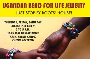 Boots and her beads: How did Bead for Life get started? Part I of a series