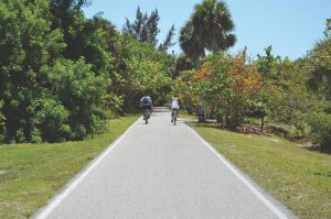 GICIA asks for courtesy, safety on the Bike Path