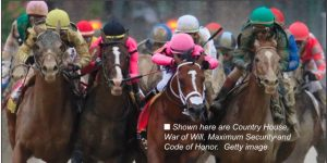 Code of Honor takes second and show at 145th Kentucky Derby