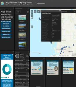 Algal bloom dashboard will give even more info on water quality