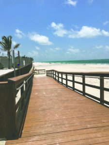 5th Street beach access is now open