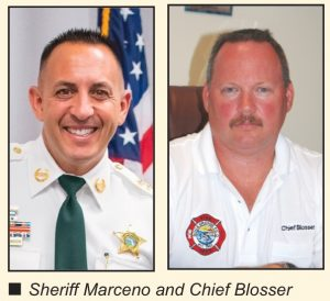 Lee County Sheriff, Boca Grande Fire strengthen working relationship