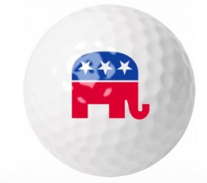 Republican golf outing planned