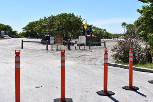 Beach parking reopens after utility work; more FPL work planned