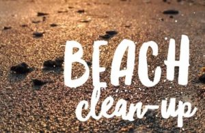 Help us clean up! Traditional island clean-up this Saturday