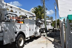 Power on? Power off? Electric companies provide conflicting information regarding potential power outages