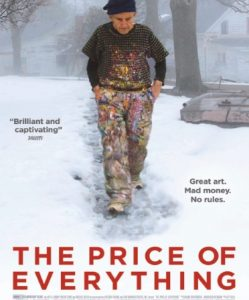 'The Price of Everything' documentary to be featured at the community center