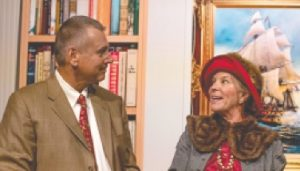 Bush, Grace, Seitz and more to perform Royal Palm Players' adaptation of 'Hands Across the Sea'