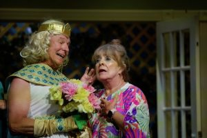 'Leading Ladies' a rollicking good comedy featuring some amazing Royal Palm Players
