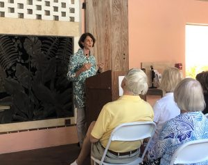Roxana is back! Author debuts her new novel, 'Dawson's Fall'