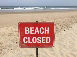 Gasparilla Island county beaches are closed